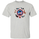 911 Hero Dog Unisex T-Shirt